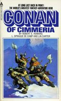 Conan PB (1966-1977 Lancer/Ace Books Novel) 2B-REP