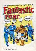 Fantastic Fear (1967 Topps) Fantastic Four Parody 1