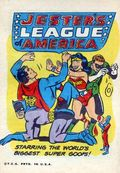 Jester's League of America (1967 Topps) Justice League Parody 1