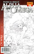 Alpha and Omega Cry Wolf (2010 Dynamite) Volume One 1B