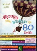 Around the World in 80 Days Almanac HC (1956) 1-1ST