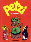 Petzi Au Chateau HC (1977 French Edition) 1-1ST