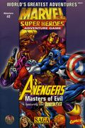 Marvel Super Heroes Adventure Games SC (1998-1999 TSR) GB2-1ST