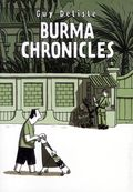 Burma Chronicles GN (2010 Drawn and Quarterly) 1-1ST