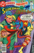 DC Comics Presents (1978 DC) Mark Jewelers 21MJ