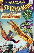 Amazing Spider-Man (1963 1st Series) UK Edition 17UK