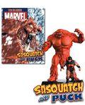 Classic Marvel Figurine Collection (2007-2013 Eaglemoss) Magazine and Figure SP-020