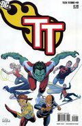 Teen Titans (2003-2011 3rd Series) 91A