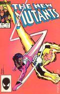 New Mutants (1983 1st Series) Mark Jewelers 17MJ