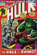Incredible Hulk (1962-1999 1st Series) Mark Jewelers 157MJ