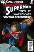 DC Comics Presents Superman Sole Survivor (2011 DC) 1