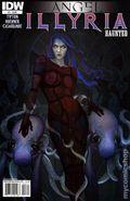 Angel Illyria Haunted (2010 IDW) 3A