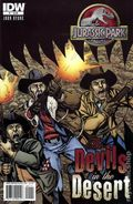 Jurassic Park Devils in the Desert (2011 IDW) 1A