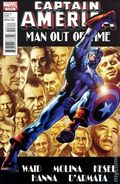 Captain America Man Out of Time (2010 Marvel) 3
