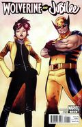 Wolverine and Jubilee (2011 Marvel) 1A