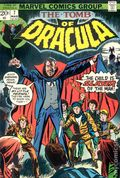 Tomb of Dracula (1972 1st Series) National Diamond 7NDS