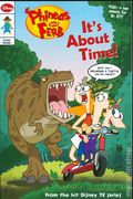 Phineas and Ferb Early Comic Reader (2010 Disney Press) 4