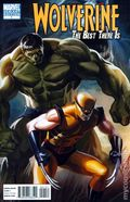 Wolverine The Best There Is (2010) 1E