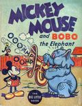Mickey Mouse and Bobo the Elephant (1935 Whitman BLB) 1160