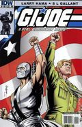 GI Joe Real American Hero (2010 IDW) 161B