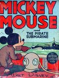 Mickey Mouse and the Pirate Submarine (1939 Whitman BLB_) 1463