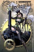 Lady Mechanika (2010 Aspen) 1B