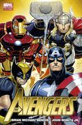 Avengers HC (2011-2013 Marvel) By Brian Michael Bendis 1-1ST