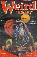 Weird Tales (1923-1954 Popular Fiction) Pulp 1st Series Vol. 43 #6