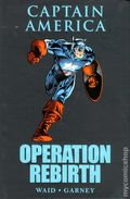 Captain America Operation Rebirth HC (2011 Marvel) 1-1ST