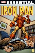 Essential Iron Man TPB (2005-Present Marvel) 2nd Edition 3-1ST