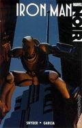 Iron Man Noir TPB (2011 Marvel Digest) 1-1ST