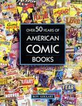 Over 50 Years of American Comic Books HC (1991) 1-1ST