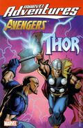 Marvel Adventures Avengers Thor TPB (2011 Marvel Digest) 1-1ST