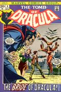 Tomb of Dracula (1972 1st Series) National Diamond 4NDS