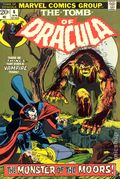 Tomb of Dracula (1972 1st Series) National Diamond 6NDS