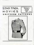 Star Trek Uniform Pattern (1979-Present) UP-STII