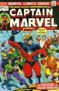 Captain Marvel (1968 1st Series Marvel) Mark Jewelers 31MJ