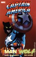 Captain America Man and Wolf TPB (2011 Marvel) 1-1ST