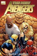 New Avengers HC (2011-2013 Marvel) 2nd Series Collections By Bendis, Immonen, and Deodato, Jr. 1-1ST
