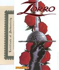 Zorro (2008 Dynamite Entertainment) 9D