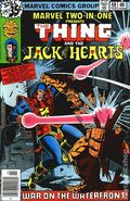 Marvel Two-in-One (1974 1st Series) Mark Jewelers 48MJ