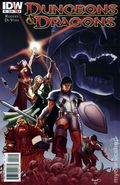 Dungeons and Dragons (2010 IDW) 2B