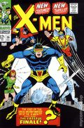 X-Men Omnibus HC (2009 Marvel) By Stan Lee and Jack Kirby 2B-1ST