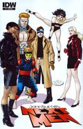Next Men (2010 IDW) John Byrne 1B