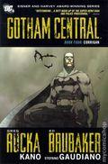 Gotham Central HC (2008-2010 DC) 4-1ST