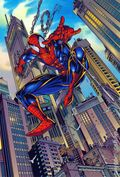 Spider-Man Print (Bagley) 0