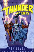 DC Archive Editions THUNDER Agents HC (2003-2010 DC) 7-1ST