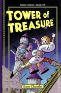 Three Thieves GN (2010- Kids Can Press) 1-1ST