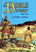 Bible Story HC (1953-1957 By Arthur S. Maxwell) 4-1ST