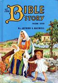 Bible Story HC (1953-1957 By Arthur S. Maxwell) 7-1ST